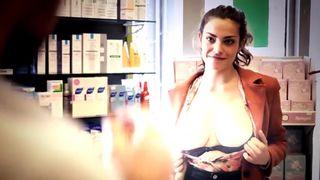 Valentina Reggio  nackt
