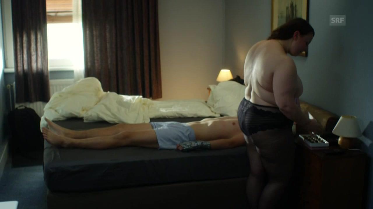 Nackt svenja hermuth tatort Svenja Hermuth