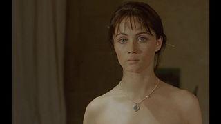Boidron  nackt Emmanuelle Nude video